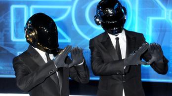 Kész, vége, ennyi volt: felolszlik a Daft Punk