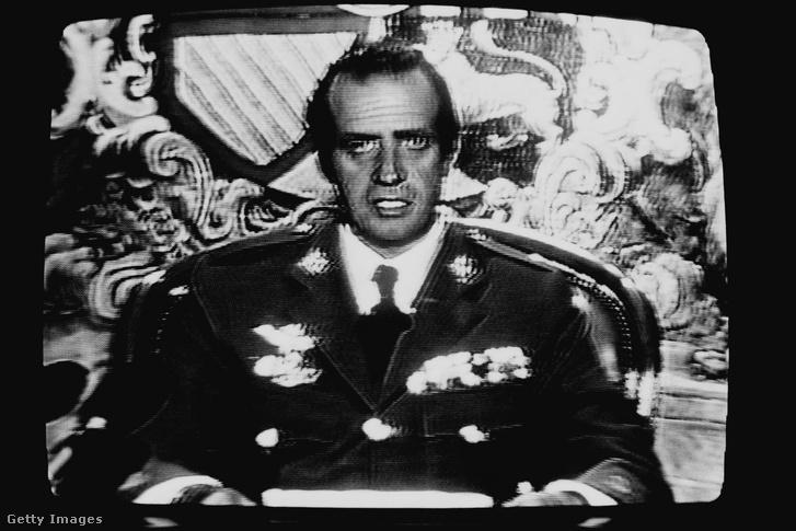 I. János Károly 1981. február 23-án
