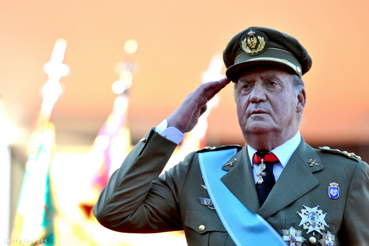 I. János Károly 2010-ben