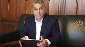 Orbán Viktor szerint elérkezett a pillanat