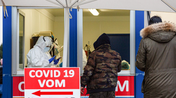 Szlovákiai kórházakban ápolják a legtöbb covidos beteget, lakosságarányosan