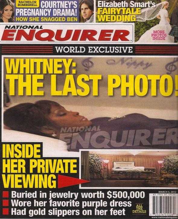 whitney enquirer