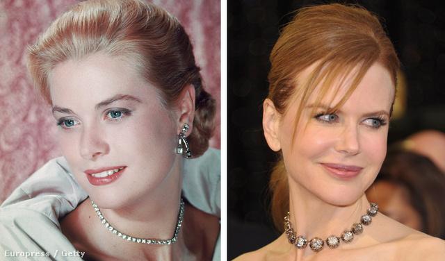 Ki más tudna hitelesen eljátszani egy gyönyörű, vékony, szőke, Oscar-díjas színésznőt, ha nem egy gyönyörű, vékony, szőke, Oscar-díjas színésznő? A 45 éves Nicole Kidman a 2014-ben mozikba kerülő  Grace of Monacóban alakítja majd Grace Kellyt, és mivel Hollywoodban imádják a látványos, Hollywood hőskorával foglalkozó filmeket, a kritikai siker már előre garantált.