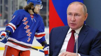 Putyin tönkretenné az egyik legjobb orosz sportolót