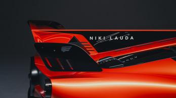 Niki Laudáról nevezték el a Gordon Murray új szupersportkocsiját