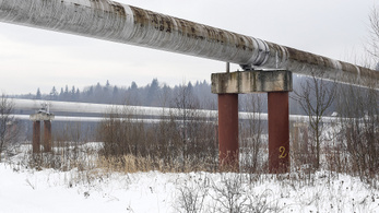 Robbanás történt a Szojuz gázvezeték mentén Oroszországban