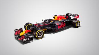 A Red Bull is bemutatta a 2021-es versenyautóját