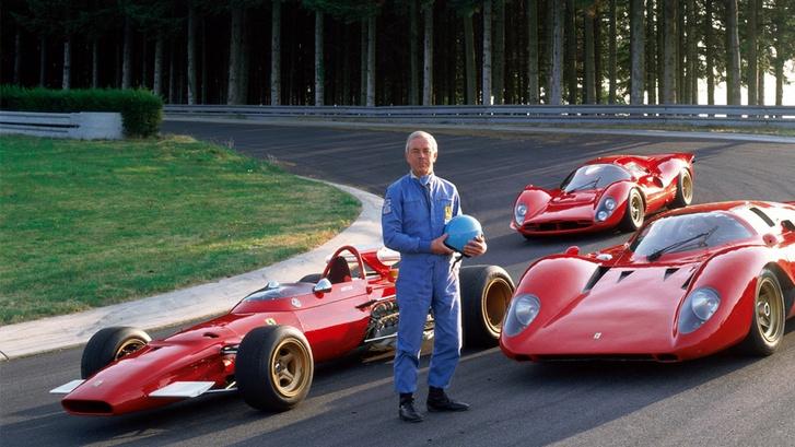 Pierre Bardinon, a Ferrari gyűjtő