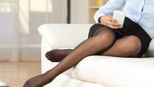 Hogyan lett a harisnya férfiak kötött lábravalójából a női ruhatár fontos darabja?