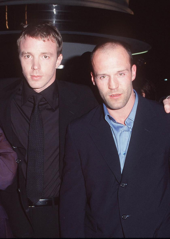 Jason Statham Guy Ritchie-nek köszönheti, hogy karriert építhetett a filmiparban.