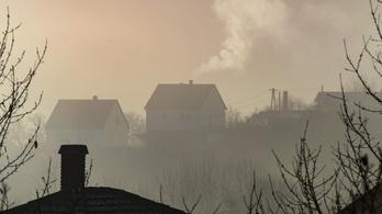 Négy városban továbbra is veszélyes a levegő minősége