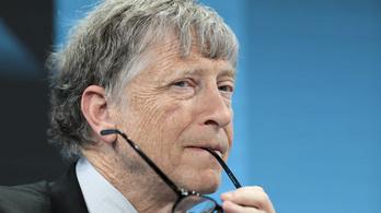 Bill Gates szerint nem jó befektetés a bitcoin