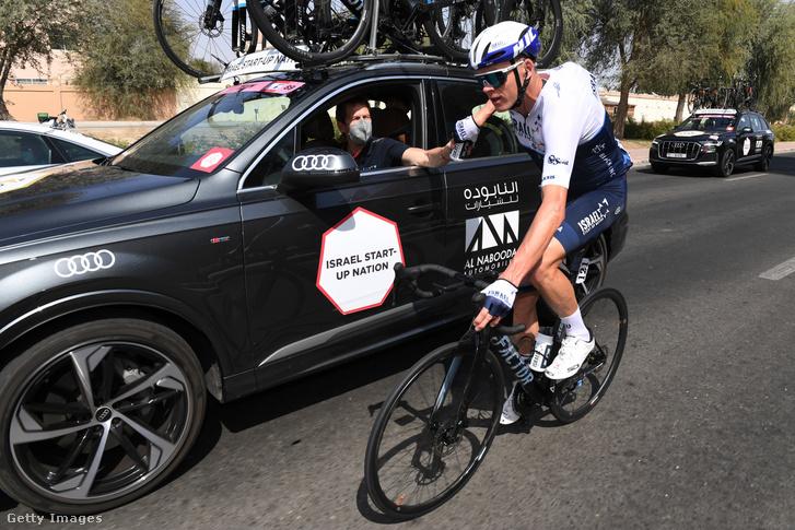 Chris Froome új csapattal is megnyerné a Tour de France-t