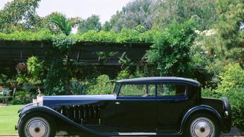 Horvát üzletember venné meg a Bugattit
