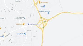 Szerdától forgalomkorlátozás várható a 8-as főúton