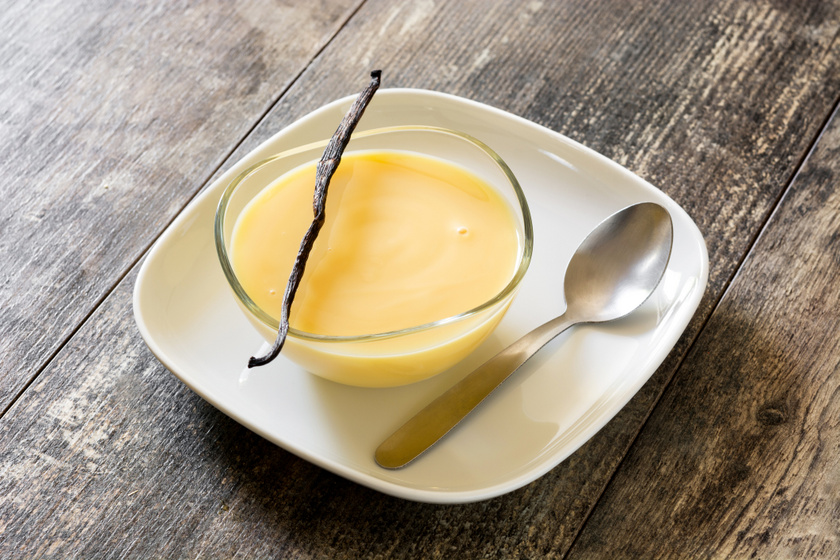 Fantasztikusan krémes házi vaníliasodó: sütikhez, aranygaluskához