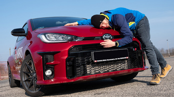 Teszt: Toyota GR Yaris Circuit Pack -2021.