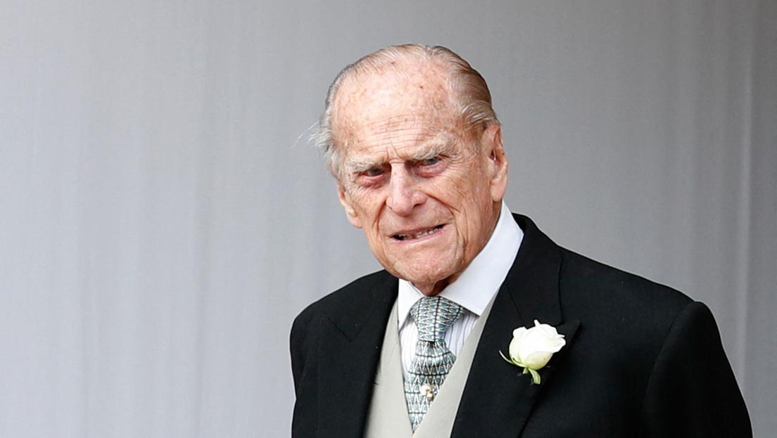 Fertőzés miatt kezelik kórházban Fülöp herceget