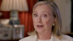 Politikai thrillert ír Hillary Clinton egy női külügyminiszterről