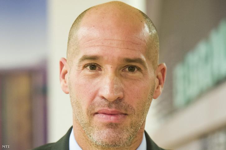 Horn Péter, a B. Braun vállalatcsoport vezérigazgatója