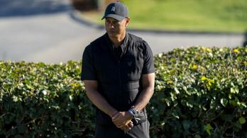 Gyorsan hajtott Tiger Woods, a biztonsági öv mentette meg az életét