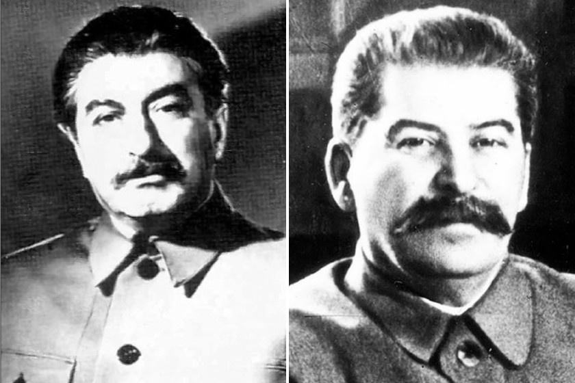 A dublőr és a diktátor.