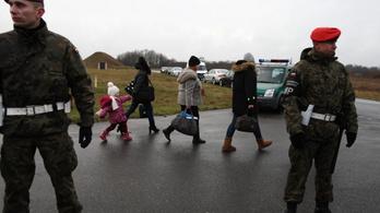 Főleg oroszok, beloruszok és ukránok kérnek menedékjogot Lengyelországban