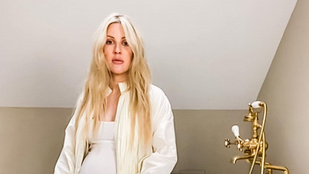 Ellie Goulding terhes, Mandy Moore-nak gyereke született