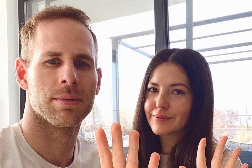 Gulácsi Péter párja gyönyörű focistafeleség - Az egykori modell 10 éve a szerelme