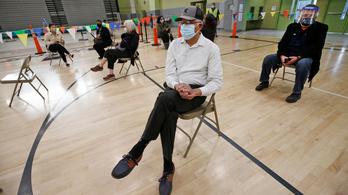 Koronavírus: a veszélyesek közé tartozik a kaliforniai variáns
