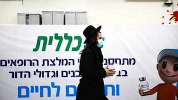 Ötezer adag Moderna-vakcinával hálálná meg a magyar támogatást Netanjahu?