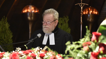 Felfüggesztett börtönt kapott első fokon Donáth László evangélikus lelkész