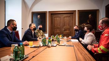 Orbán Viktor: itt a harmadik hullám, még nem jött el a könnyítés ideje