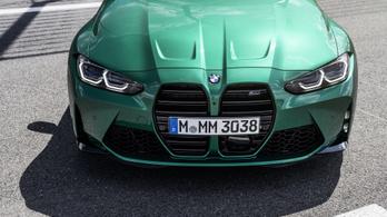Tovább hódít a BMW hatalmas veséje