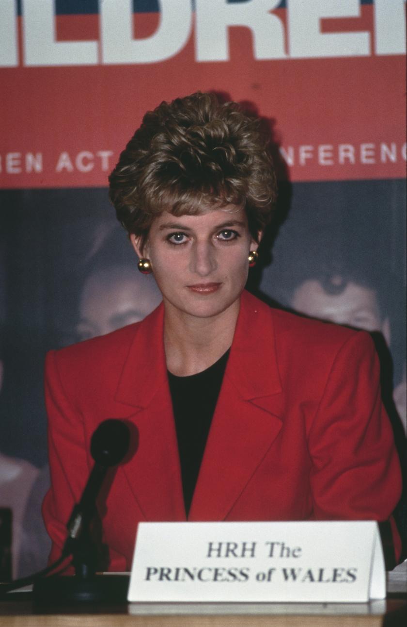 diana hercegnő 1993