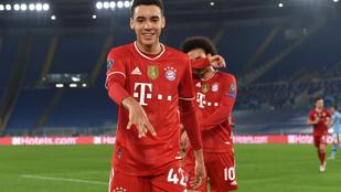 Sorra dönti meg a rekordokat a Bayern új üdvöskéje