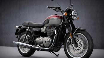 A Triumph lecserélte mind az öt Bonneville modellt