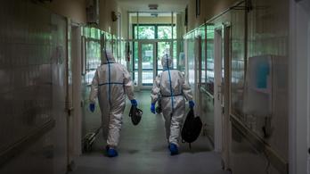 Negyvenéves férfi a koronavírus legfiatalabb áldozata