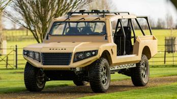 Eladó a katonai Bowler prototípus