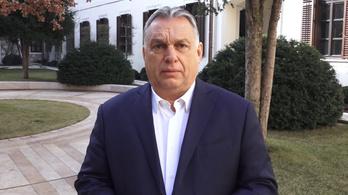 Orbán Viktor már várja, hogy a jövő héten végre beoltsák