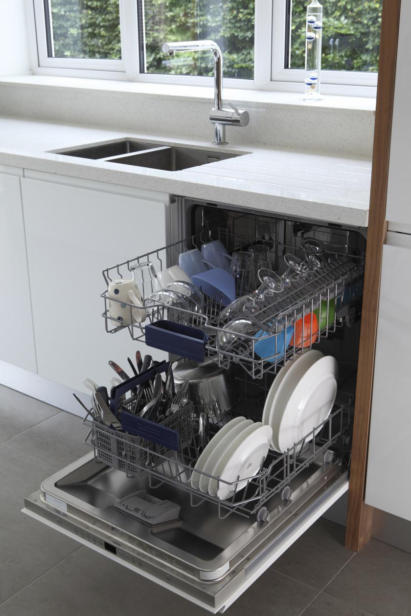 mosogatógép álló ok
