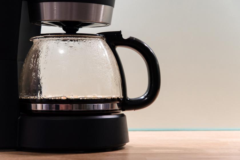 kávéfőző belső