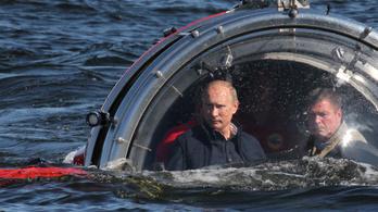 """Vlagyimir Putyin szerint """"provokációs kampány"""