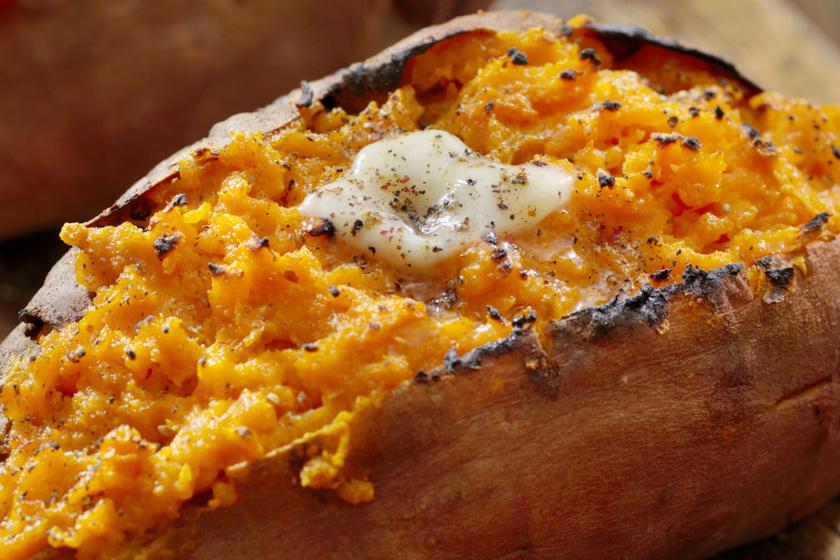 A legjobb édeskrumplis receptek - A batáta nagyon sokoldalúan elkészíthető
