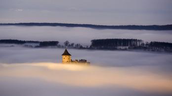 Megint jön a köd, a fél országra kiadták a figyelmeztetést