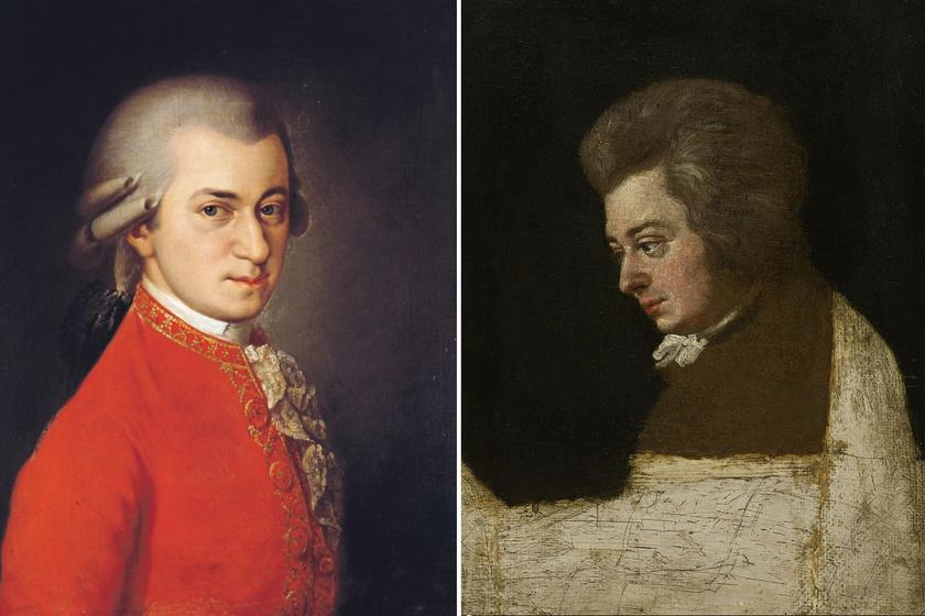 Hogy nézett ki valójában Wolfgang Amadeus Mozart? Több portréja is van, mégis arctalan a zeneszerző