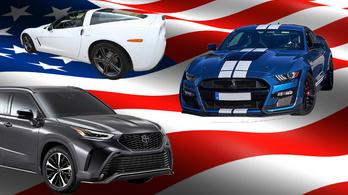 Autót Amerikából? Drágább, nehezebb, bosszantóbb