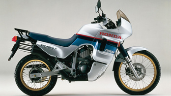 Nagyon úgy tűnik, hogy vissza fog térni a Honda Transalp