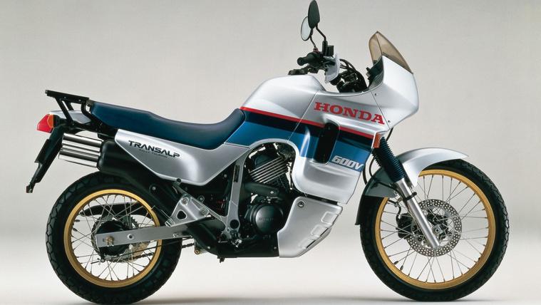 Honda XL600V Transalp - 1987
