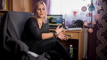 Krimit ír a helyszínelő rendőrnő